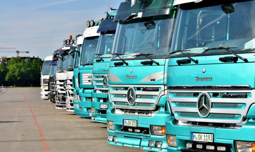 Vrachtwagenchauffeur worden