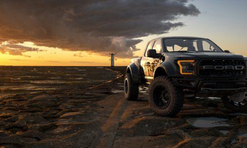 Ford maakt het grootst